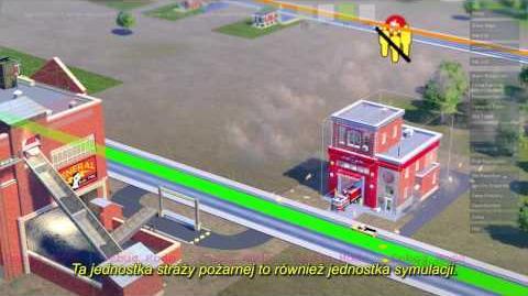 SimCity - prezentacja silnika GlassBox