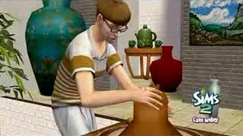 Trailer The Sims 2 Czas Wolny po polsku!