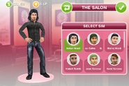 The Sims FreePlay - The Salon