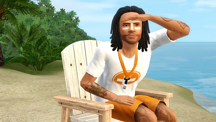 Lifeguard ts3