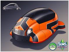 Concept art grawi-auta