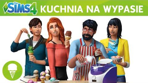 The Sims 4 Kuchnia na Wypasie - Akcesoria Zwiastun oficjalny