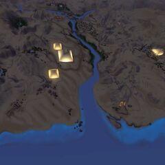 Al Simhara nocą