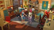 The Sims 4 Uniwersytet 4