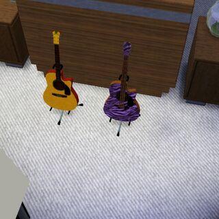 2 gitary.
