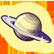 Astronom ikona