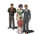 Rodzina Morgan