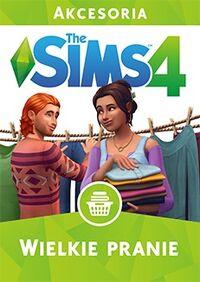 The Sims 4 Wielkie pranie okładka