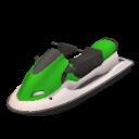 Osobistny skuter wodny
