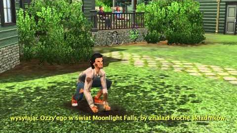 The Sims 3 Nie z tego świata Z pamiętnika producentów
