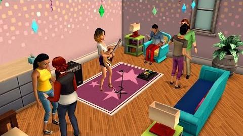 The Sims Mobile (iOS Android) – poglądowy zwiastun rozgrywki Oficjalna gra mobilna