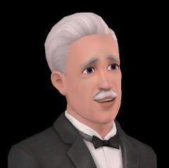Wiktor Ćwir (The Sims 3)
