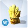Złota maska Khaasa