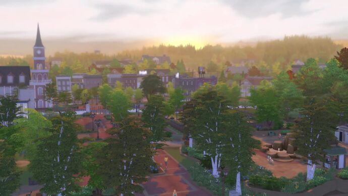 The Sims 4 Psy i koty 6