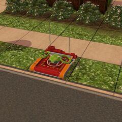 Zielony SmakoBot