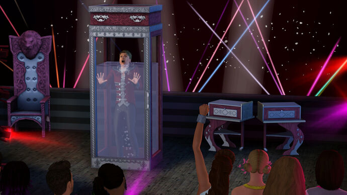 Magik the sims 3