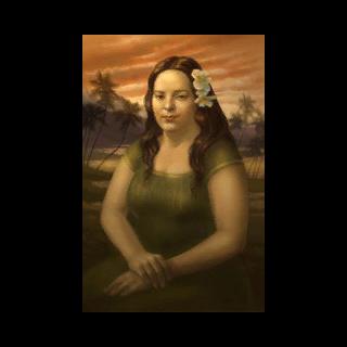 <i>Mona Lisa</i> autorstwa Leonardo da Vinci
