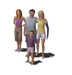 Rodzina Ivy