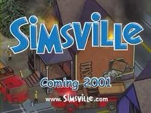 SimsVille Screen Zapowiedź