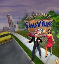 SimsVille Screen Ćwirowie
