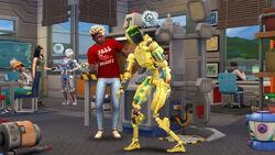 The Sims 4 Uniwersytet 2