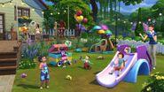 The Sims 4 Małe dzieci 5