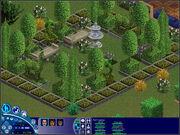 The Sims - ogród