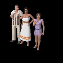 Rodzina Alto (Isla Paradiso)