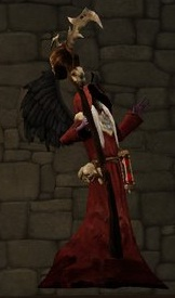 Grim Reaper (The Sims Medieval) (Zoomed)