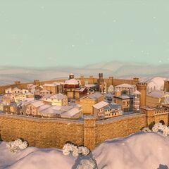 Monte Vista zimą