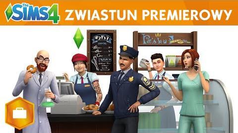 The Sims 4 Witaj w Pracy Zwiastun Premierowy