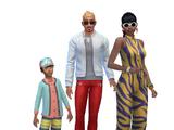 Rodzina Bailey-Moon