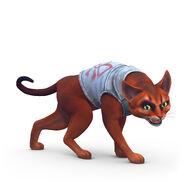 TS4 cat mischief