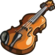 Gra na skrzypcach
