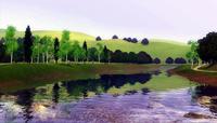 Riverview w wiosennych barwach