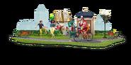 The Sims 4 Uniwersytet render 2