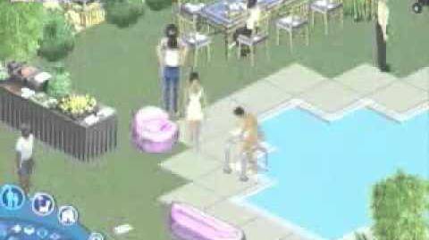 The Sims Balanga - oficjalny zwiastun