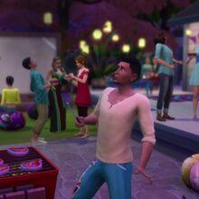 Internetowy przewodnik randkowy The Sims ™ 3