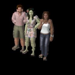 Rodzina Wolny Duch