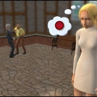 Kordelia Kapulet w The Sims 2