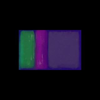 Aluzja do obrazów Marka Rothko