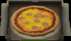 Kanadyjska pizza bekonowa