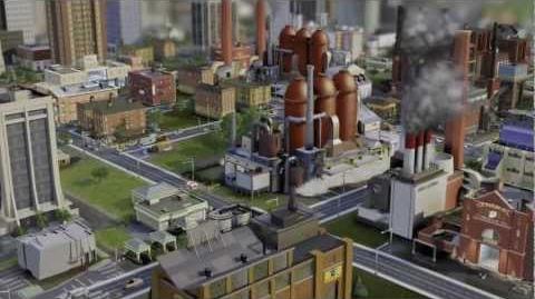 SimCity - trailer z gry, targi E3 2012