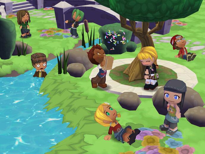My Sims PC