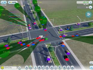 Traffic debug 0