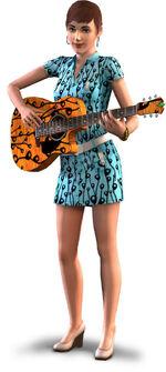 Gitara - Render
