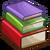 Cecha Mól książkowy TS4