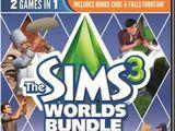 The Sims 3 Zestaw Światów