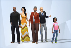 Rodzina Spencer-Kim-Lewis