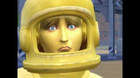 The Sims 4 Miejskie Życie - pokazy uliczne